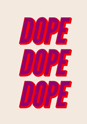 Custom Triple-up artwork