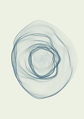 Custom Cirkel no. 8 artwork